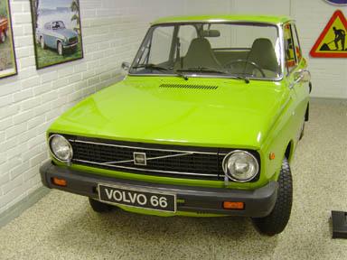 Volvo 66, voorheen DAF 66