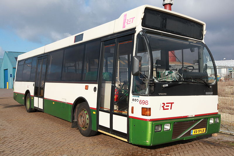 Volvo B 10 B Berkhof Duvedec RET 698