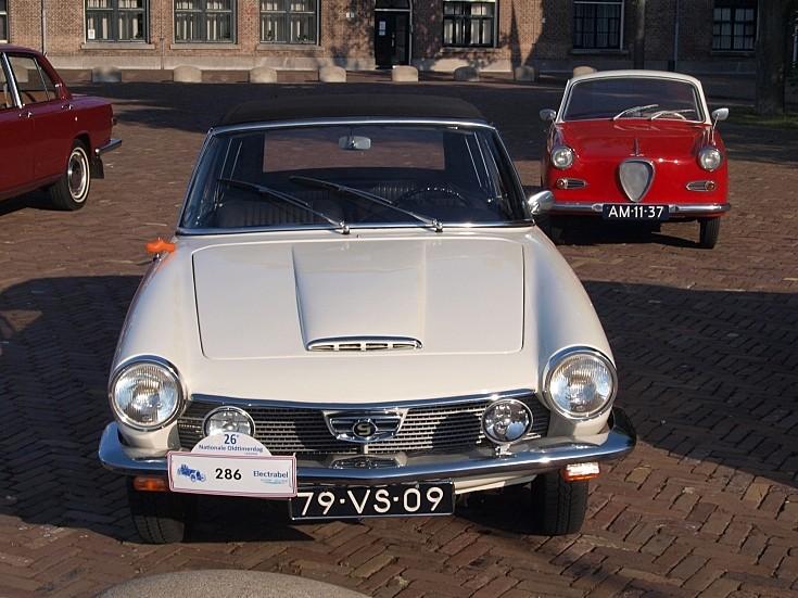 008 Glas Goggomobil 1300 GT 1966