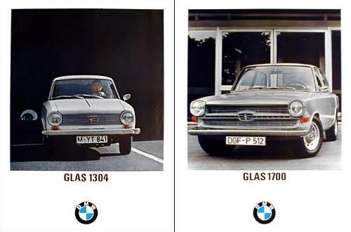 009 glas 1968 bmw