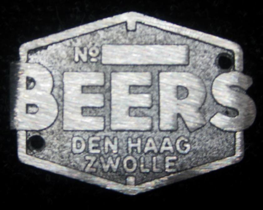 01 Beers plaatje
