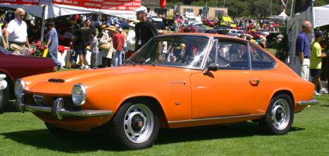 013 Glas 1700 GT (1966)