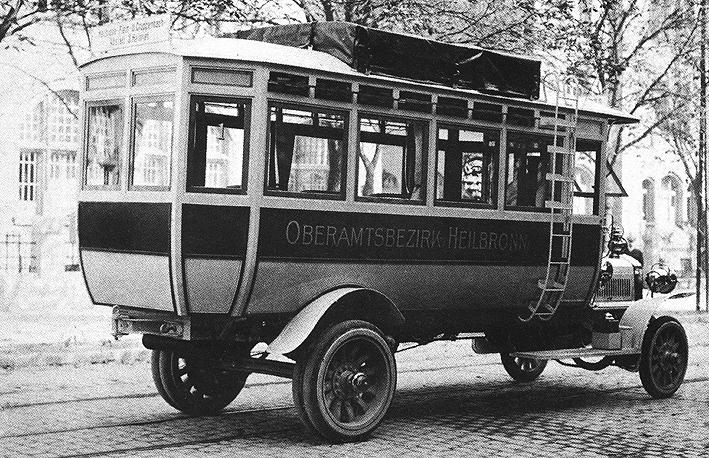 02 1911 Benz-Omnibus mit Drauz-Karosserie