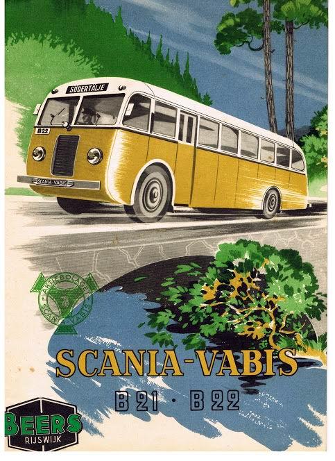 03 SCANIA-VABIS B21-B22 (1945)Beers Rijswijk