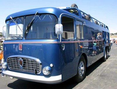 07 1960 Fiat Bartoletti Scarab Team Transporter