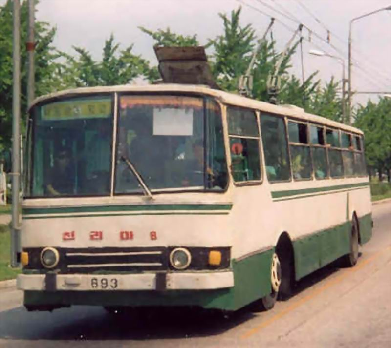 07 CHOLLIMA 84. Made from 1984- mid 1990s