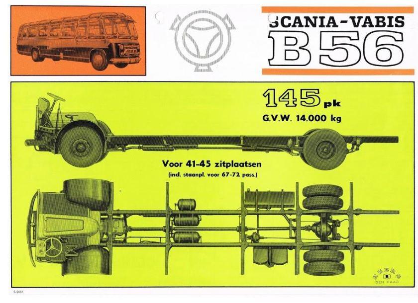 07 SCANIA-VABIS B56 (S-2087)Beers Rijswijk NL
