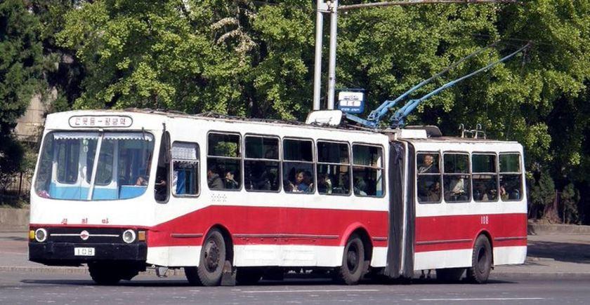 08 CHOLLIMA 90, original name SOGIRYON, also named Chollima 903 or CHONGNYONJUNWI. Made from 1990- 2000s