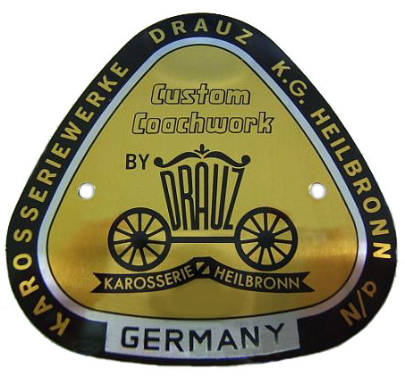 08 Drauz-conv-d and roadster badge