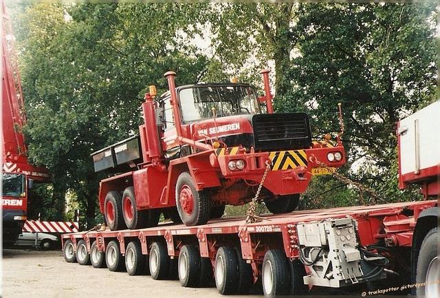093 Faun Truck