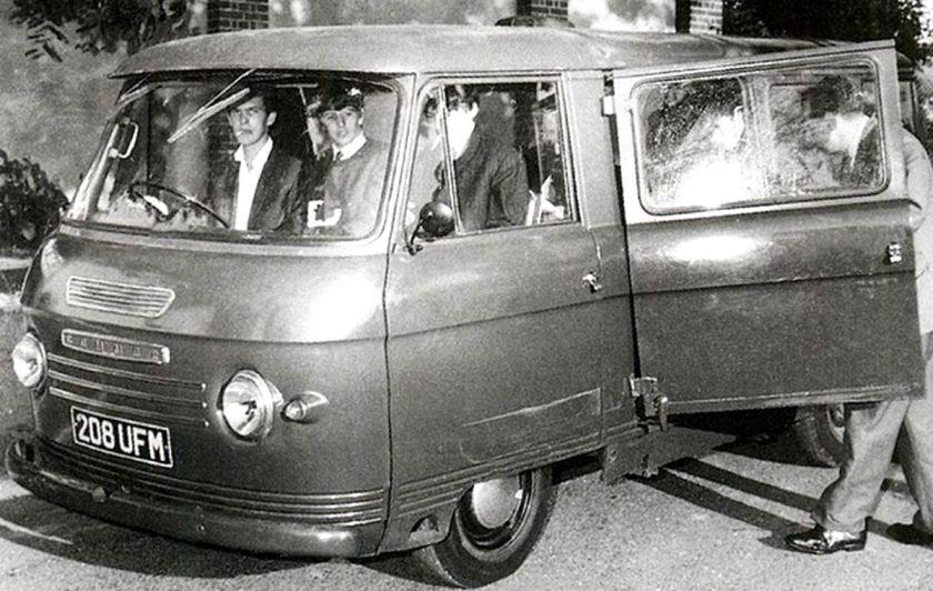 11 1963 Bussen Commer Beetles 1963