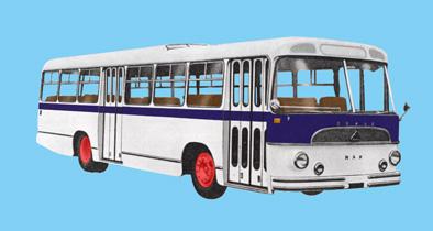 17 1956 Drauz Stadtbus MAN 6cyl Diesel 8276cc 115ps