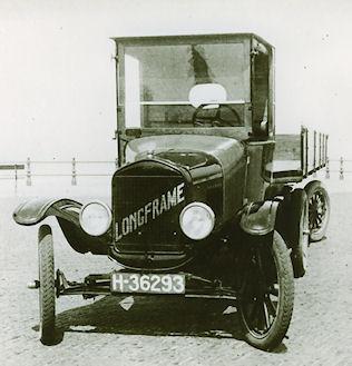 17 Beers-longframe op Ford T