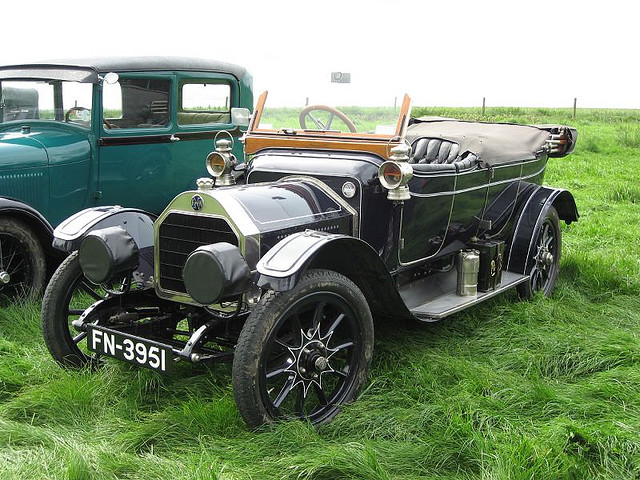 19 1926 FN Car at Crofton