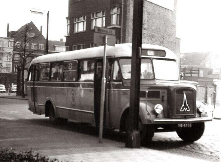 1936 Magirus-bus 36