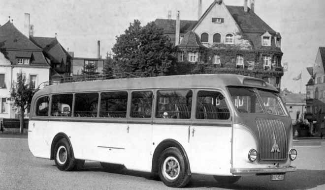 1936 Magirus