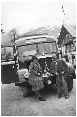 1937 Magirus-busse