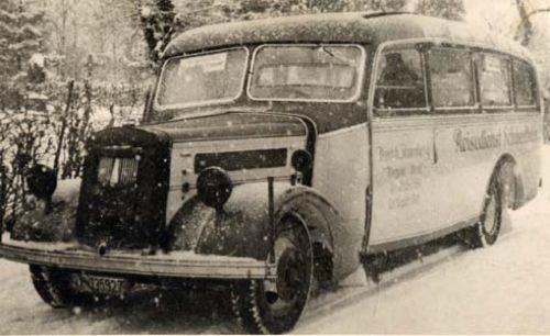 1937 Magirus S88D
