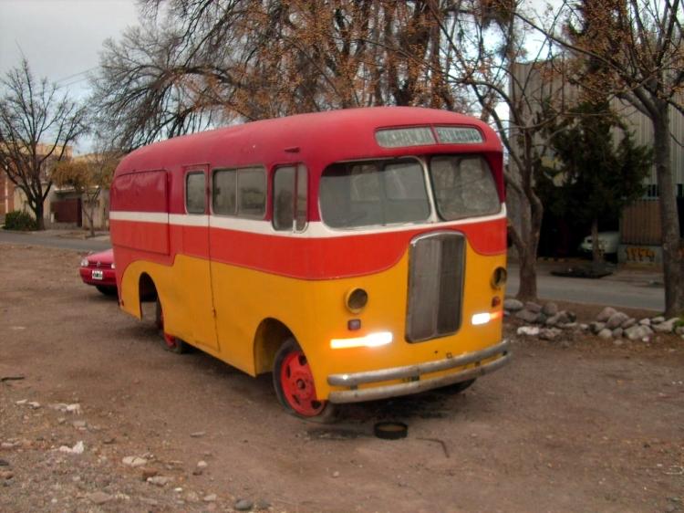 1938 DECAROLI-CHEVROLET COE 1