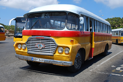 1939 Commer Bus Valetta Malta