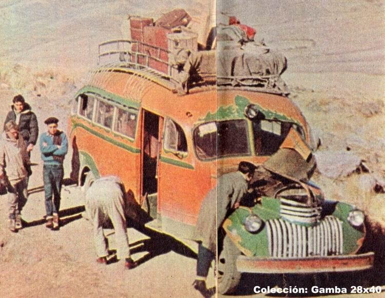 1946 Chevrolet - Decaroli Hnos - Turismo 1