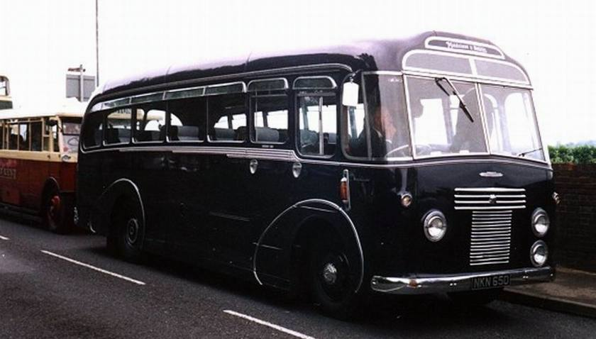1951 Bussen Commer Avenger 1 1951