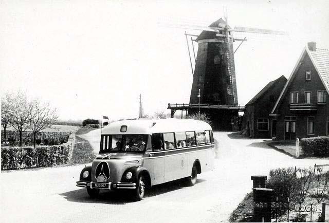 1951 Magirus Deutz 3441