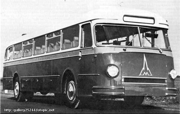 1952 Magirus Deutz rtm