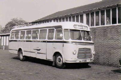 1954 Magirus Deutz 0 3500-53A KHD F4L 145 90pk carr Hainje GTW102
