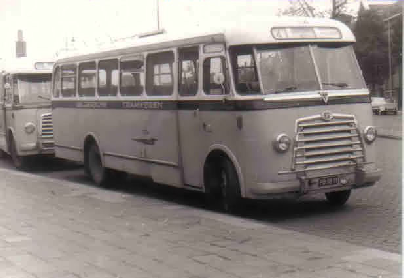 1954 Magirus Deutz O 3500-53A KHD F4L154 90pk carr Verheul GTW114