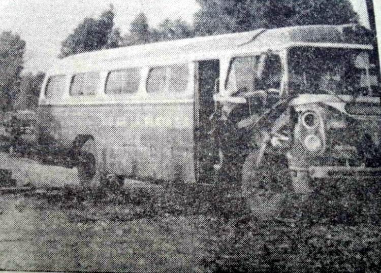 1957 SEDDON DERACOLI Rio De La Plata