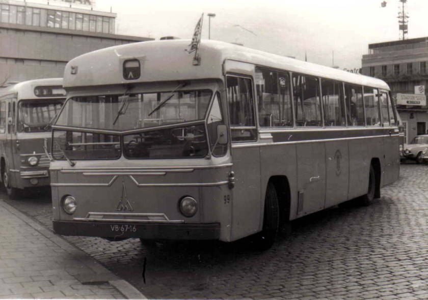 1963 Magirus De City 99