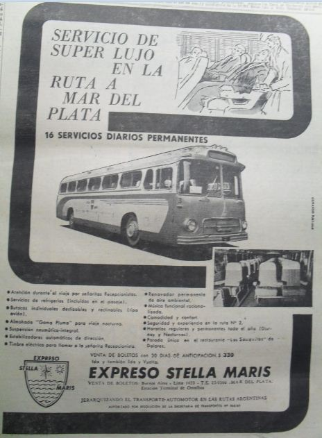 1964 Magirus Deutz Gamba Stella Maris Decaroli