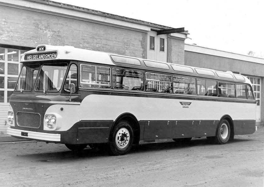 1964 Magirus Deutz saturn II