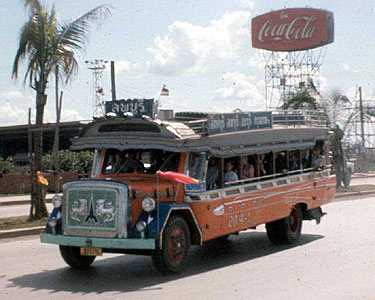 1964 Magirus Deutz Thai Bus 204-1 MD