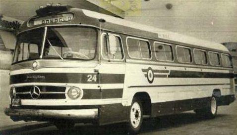 1964 MB O321 HL Deccaroli Hnos