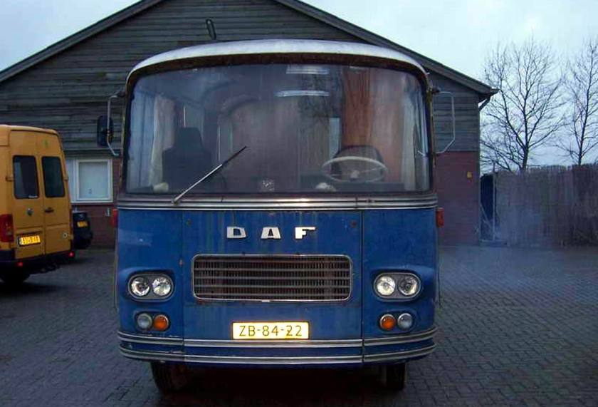 1965 Daf bus type B1100 DA406