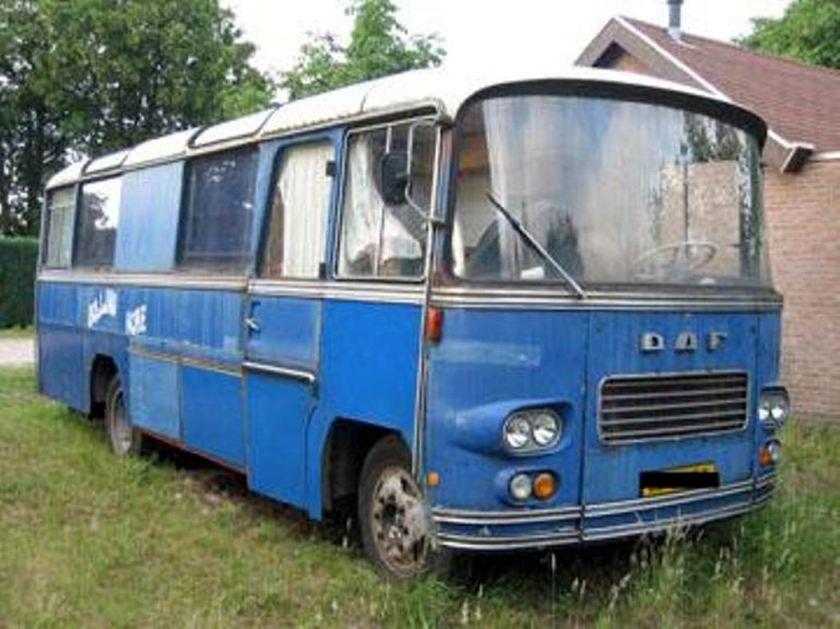 1965 Daf bus