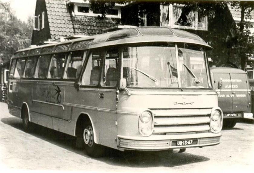1965 DAF ESA 123 Groenewold