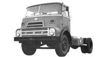 1965 DAF Introductie van de 2400 DP-serie, tegelijkertijd met de nieuwe 2000- en 2300-serie cabine.