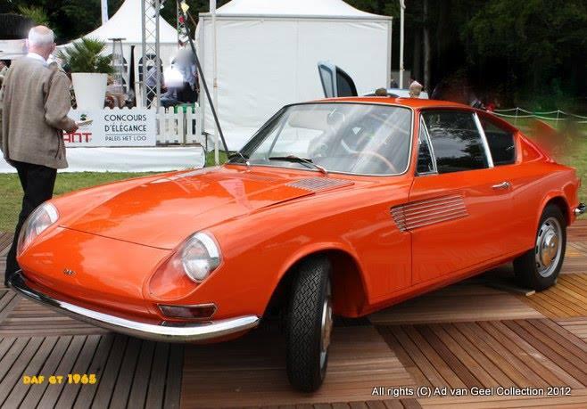 1965 DAF P100 Sport DAF GT