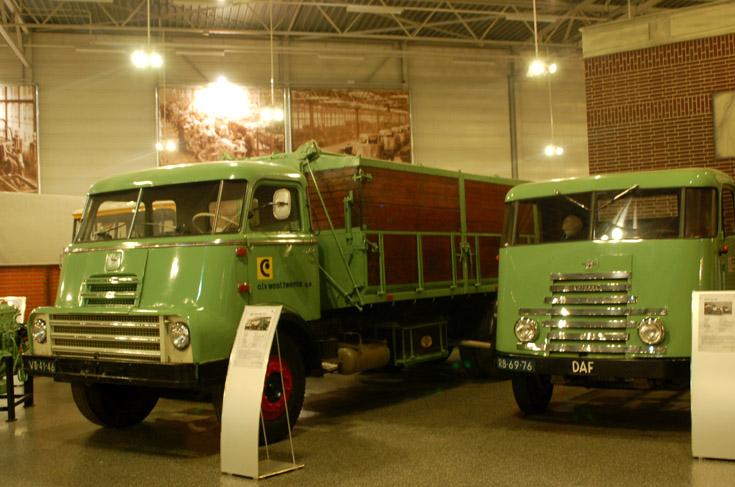 1965 DAF Werktuigen