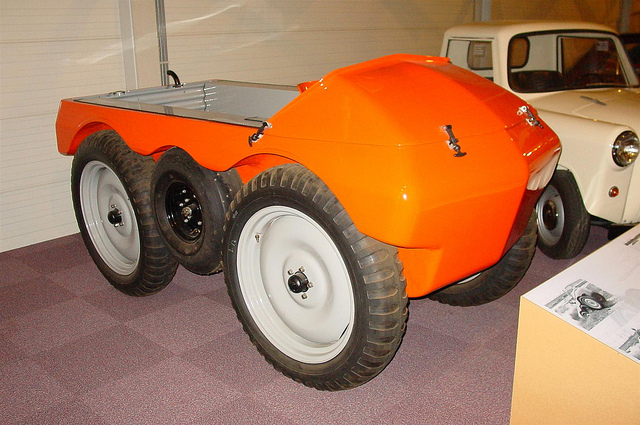 1965 DAF YE 500 Porter