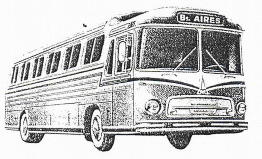 1965 Decaroli Deutz Intro Argentina