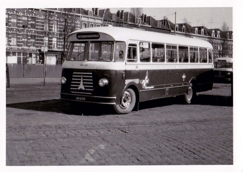 1965 Magirus Deutz RTM 24