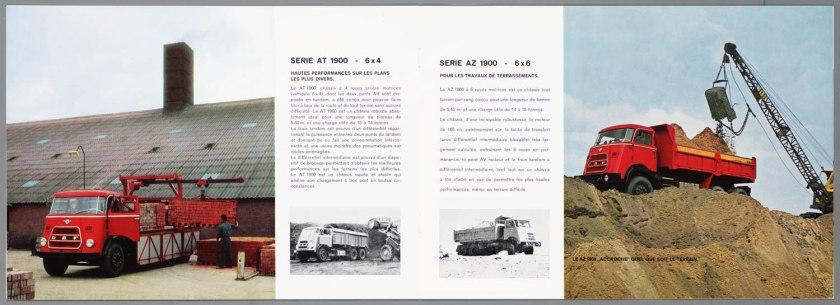 1966 DAF 1800-1900 serie e