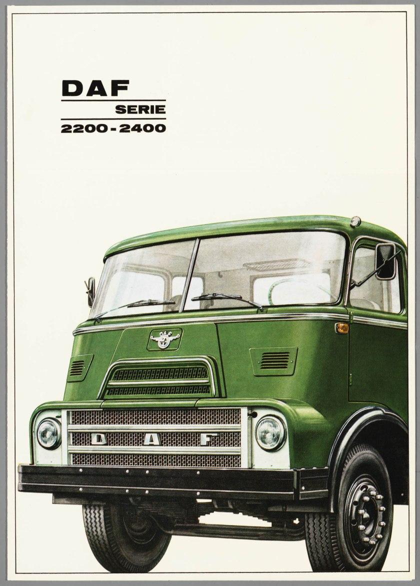 1966 DAF 2200-2400 a