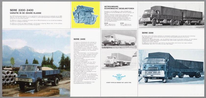 1966 DAF 2200-2400 c
