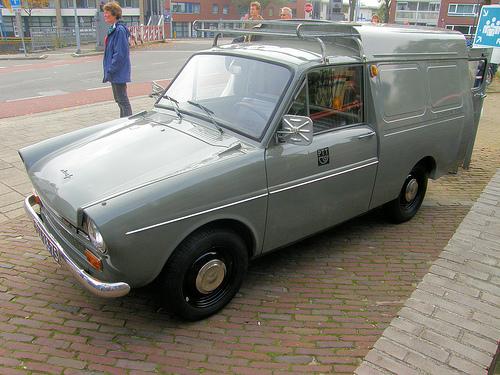 1966 DAF 33 grijs PTT