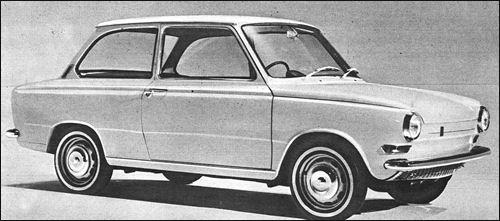 1966 DAF 44